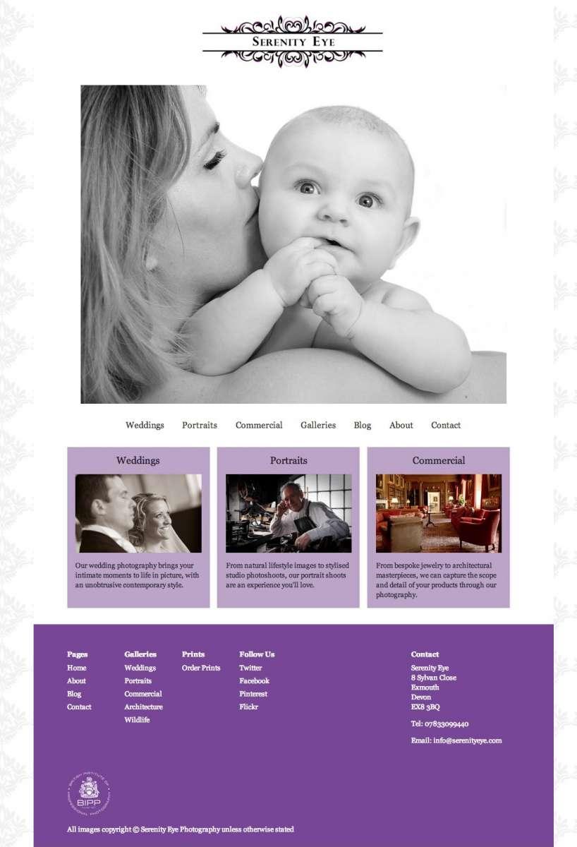 Serenity-Eye-Homepage